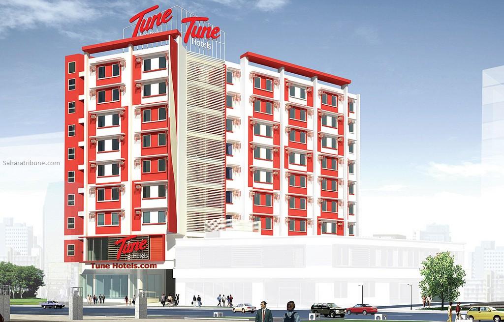 Tune hotel Nairobi