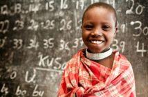 African Schoolgirl, The Magunga