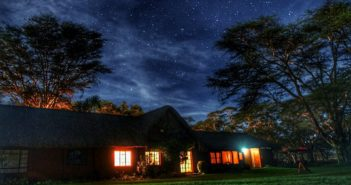 Long Exposure, Ngiri House, Lewa Conservancy, Safaricom Marathon