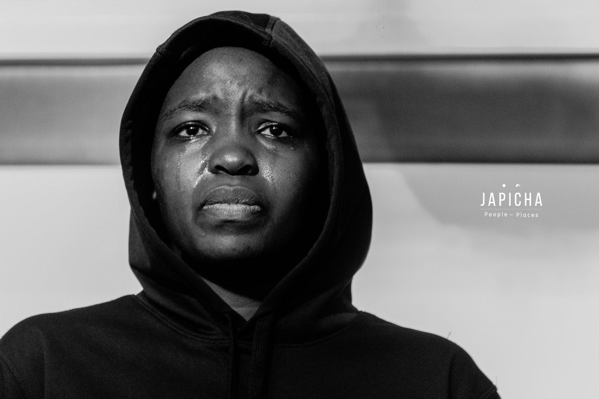 Laura Ekumbo, We Won't Forget